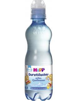 Hipp Durstlöscher stilles Quellwasser  (300 ml) - 4062300222410