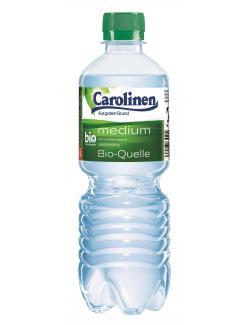 Carolinen Mineralwasser medium  (500 ml) - 42188421