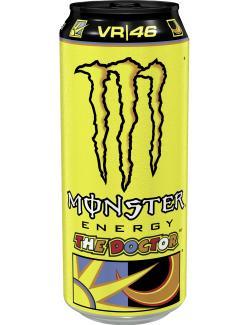 Monster Energy The Doctor  (500 ml) - 5060335632654