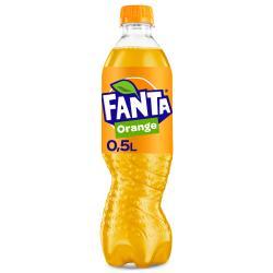 Fanta Orange  (500 ml) - 5000112548082