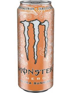 Monster Energy Ultra Sunrise  (500 ml) - 5060337500456