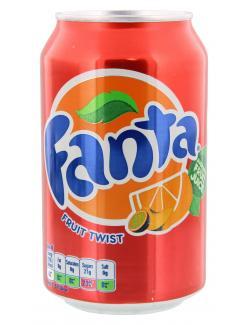 Fanta Fruit Twist  (330 ml) - 4260231220219