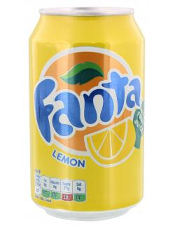 Fanta Lemon  (330 ml) - 4260231220202