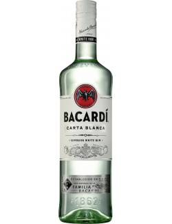 Bacardi Carta Blanca  (700 ml) - 5010677014137