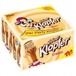 Kleiner Klopfer Cream  (25 x 0,02 l) - 4029884011120