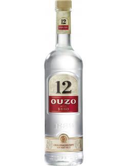 Ouzo 12  (700 ml) - 5201003110702