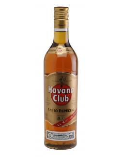 Havana Club Añejo Especial 40% Vol.  (700 ml) - 8501110080330