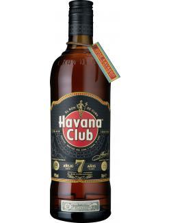 Havana Club Añejo 7 Años Rum  (700 ml) - 8501110085908