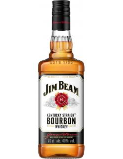 Jim Beam Bourbon Whiskey  (700 ml) - 4072500568126