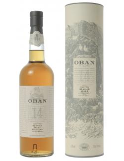 Oban Single Malt Scotch Whisky 14 years  (700 ml) - 5000281005447