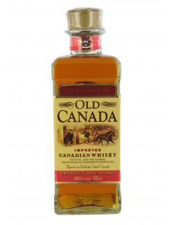 Mc Guinness Old Canadian Whisky 40% Vol.  (700 ml) - 4062400103237