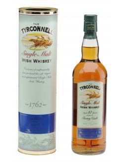 The Tyrconnell Single Malt Irish Whiskey Sherry Cask 10 years  (700 ml) - 5099357005603