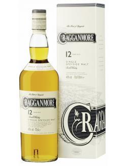 Cragganmore 12 Years Spreyside Single Malt Scotch Whisky  (700 ml) - 5000281005430