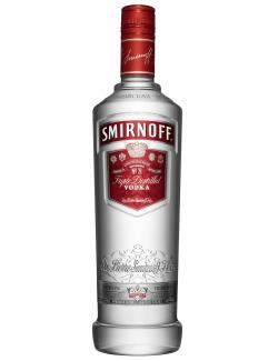 Smirnoff Red Label Vodka  (1 l) - 5410316442930