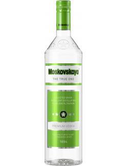 Moskovskaya Russischer Wodka  (1 l) - 4053500002032