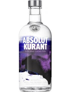 Absolut Vodka Kurant  (700 ml) - 4005971665162