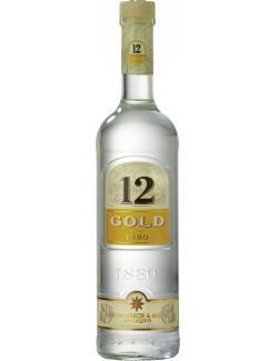 Ouzo 12 Gold  (700 ml) - 5201003210709