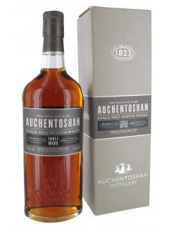 Auchentoshan Three Wood Single Malt Scotch Whisky  (700 ml) - 5011333150824
