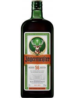 Jägermeister  (1,75 l) - 4067700011077