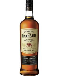 Bacardi Oakheart  (700 ml) - 4013400507679