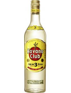 Havana Club Añejo 3 Años Rum  (1 l) - 8501110080255