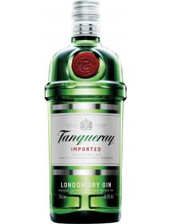 Tanqueray Imported London Dry Gin  (700 ml) - 4003922005722