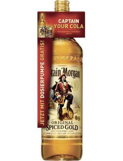 Captain Morgan Original Spiced Gold  (3 l) - 5000281033181