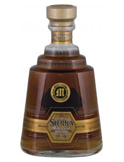 Sierra Milenario Tequila Extra Anejo  (700 ml) - 4062400544504