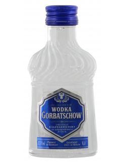 Wodka Gorbatschow  (100 ml) - 4003310011458