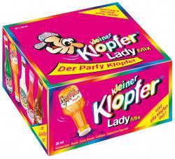 Kleiner Klopfer Lady Mix  (25 x 0,02 l) - 4029884011342
