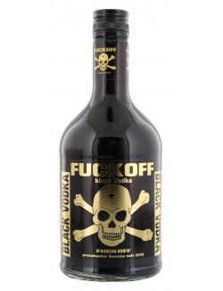 Fuck off Black Vodka  (700 ml) - 4006989407782