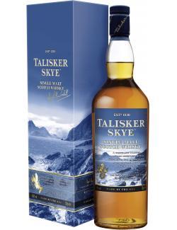 Talisker Skye Single Malt Scotch Whiskey  (700 ml) - 5000281038094