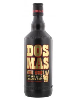 Dos Mas Fire Shot  (700 ml) - 4025127044955