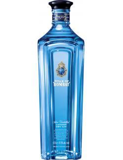 Bombay Star of Bombay London Dry Gin  (700 ml) - 5010677360074