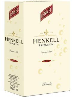 Henkell Sekt  (2 x 0,20 l) - 4003310011786