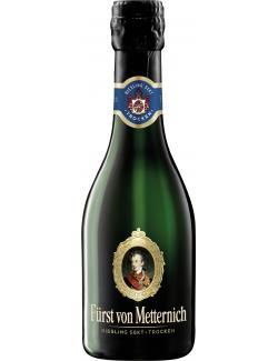 Fürst von Metternich Riesling Sekt trocken  (200 ml) - 4000368112205