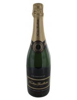 Nicolas Feuillatte Champagne Brut  (750 ml) - 3282946015837