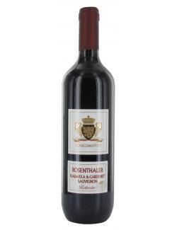Rosenthal Kadarka & Carbenet Sauvignon Rotwein lieblich  (750 ml) - 3263286324001