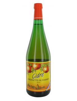 Les Celliers Associes Cidre Jardinette De Pommes lieblich  (750 ml) - 4006452008478