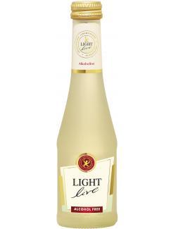 Light Live Sekt alkoholfrei trocken  (200 ml) - 4013100416660