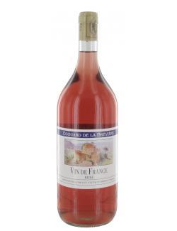 Edouard de la Brévière Vin De France Rose  (1 l) - 3263286354121