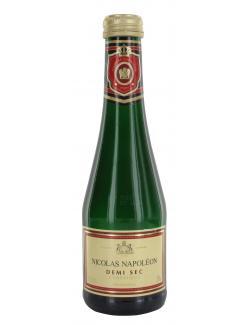 Nicolas Napoléon Demi Sec Classique  (200 ml) - 4008657140045