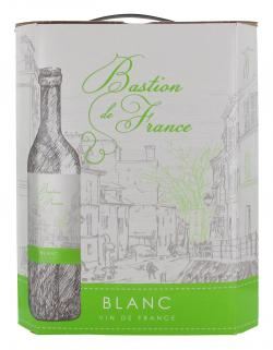 Bastion de France Vin de France blanc halbtrocken  (3 l) - 4002547033066