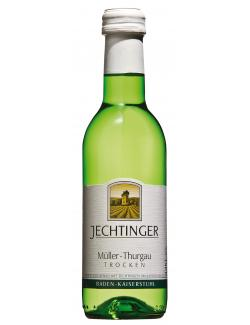 Jechtinger Müller-Thurgau trocken  (250 ml) - 4006861300248