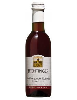 Jechtinger Spätburgunder Rotwein trocken  (250 ml) - 4006861800243