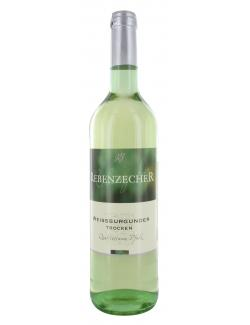 Rebenzecher Weißburgunder  (750 ml) - 4306188010067