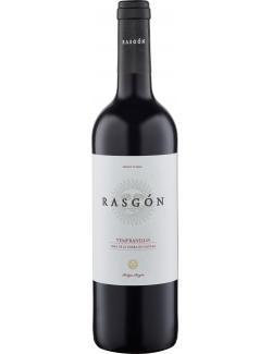 Bodegas Rasgón Tempranillo halbtrocken  (750 ml) - 8437003223068