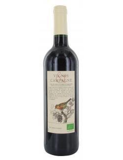 Vignes & Campagne Vin de Pays de Méditerranée trocken  (750 ml) - 3269210030529