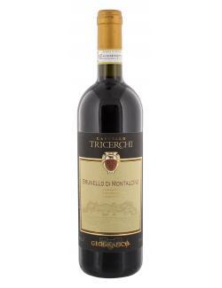 Castello Tricerchi Brunello Di Montalcino  (750 ml) - 8000757000355
