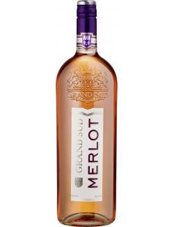 Grand Sud Merlot Rosè trocken  (1 l) - 3263280102179